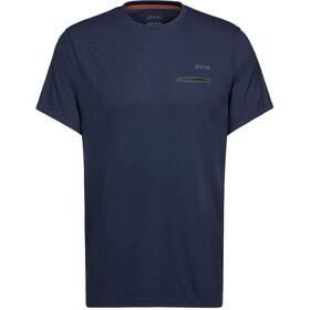 PYUA Skip-Y S Camiseta Hombre, navy melange
